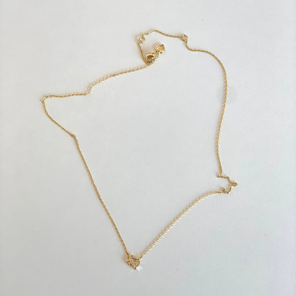 TEXAS Gold Necklace