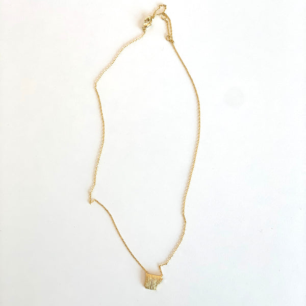 ARKANSAS Gold Necklace