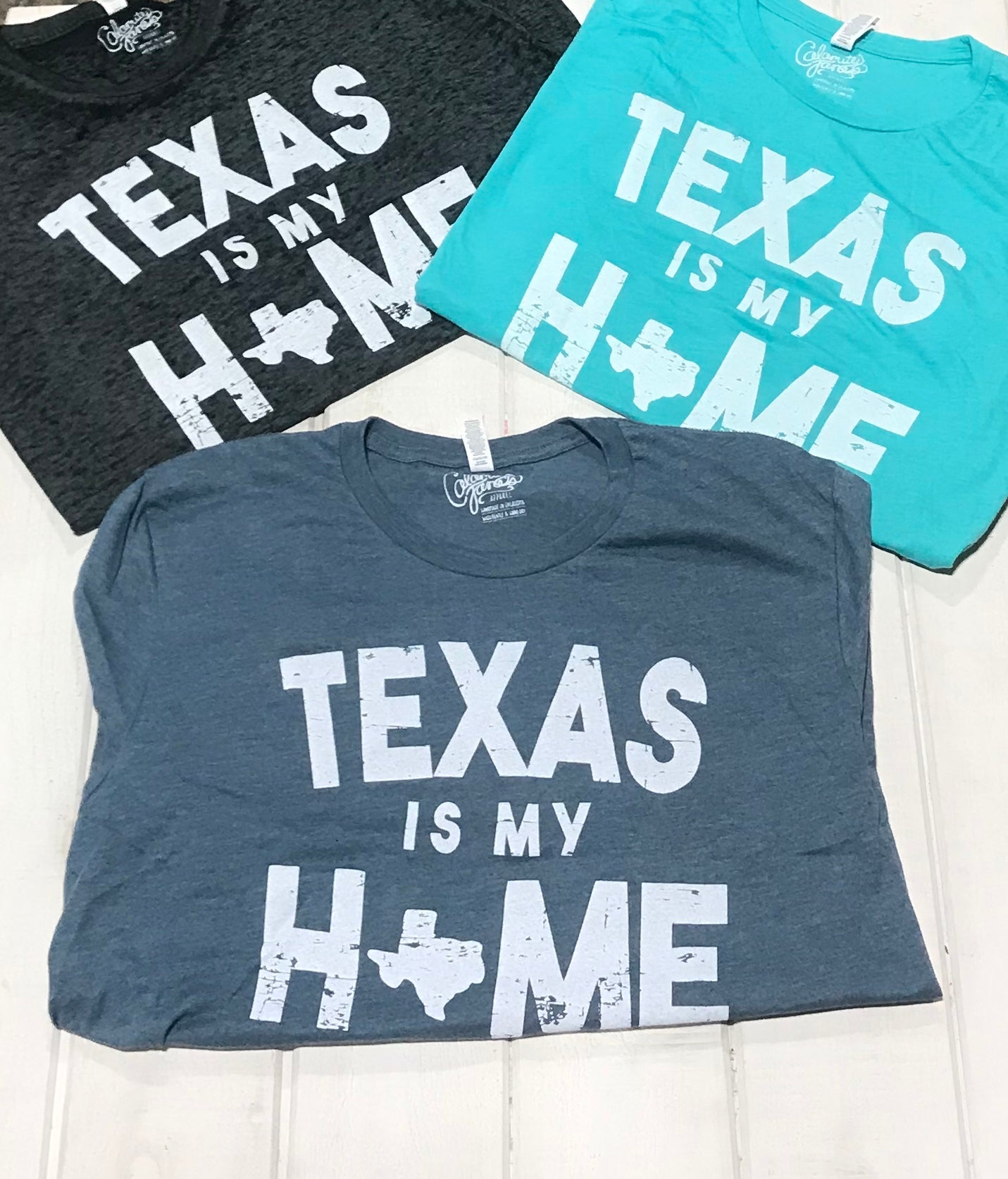 Texas Is My Home-Blue