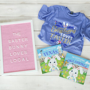 SALE ITEM: 2020 EASTER: Everybunny Loves Easter - YOUTH