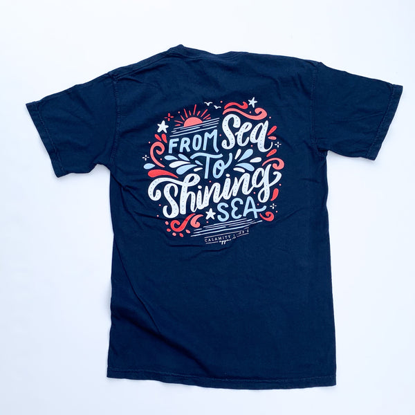 AMERICAN SPIRIT 2020: From Sea to Shining Sea - Shortsleeve
