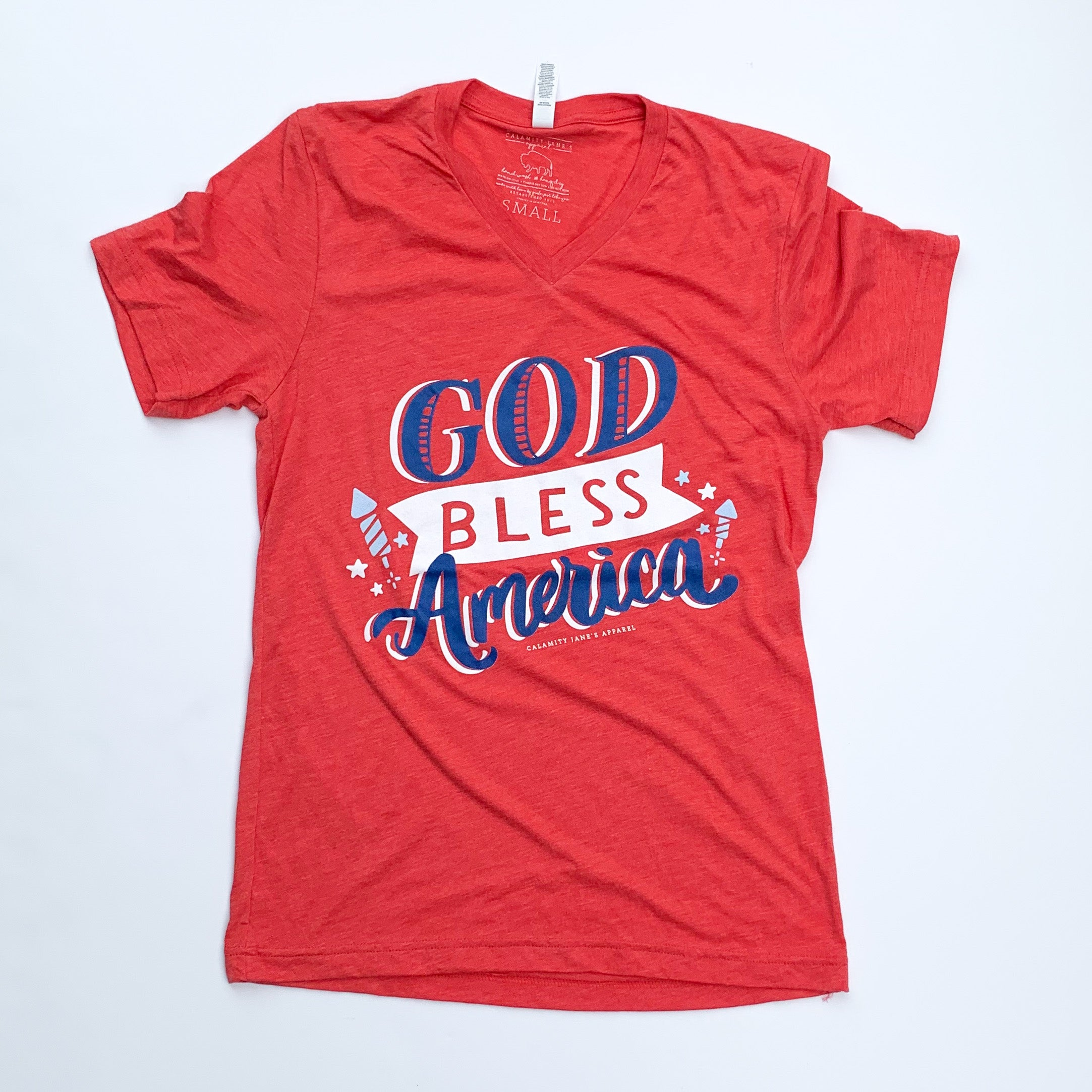 SALE ITEM: AMERICAN SPIRIT 2020: God Bless America