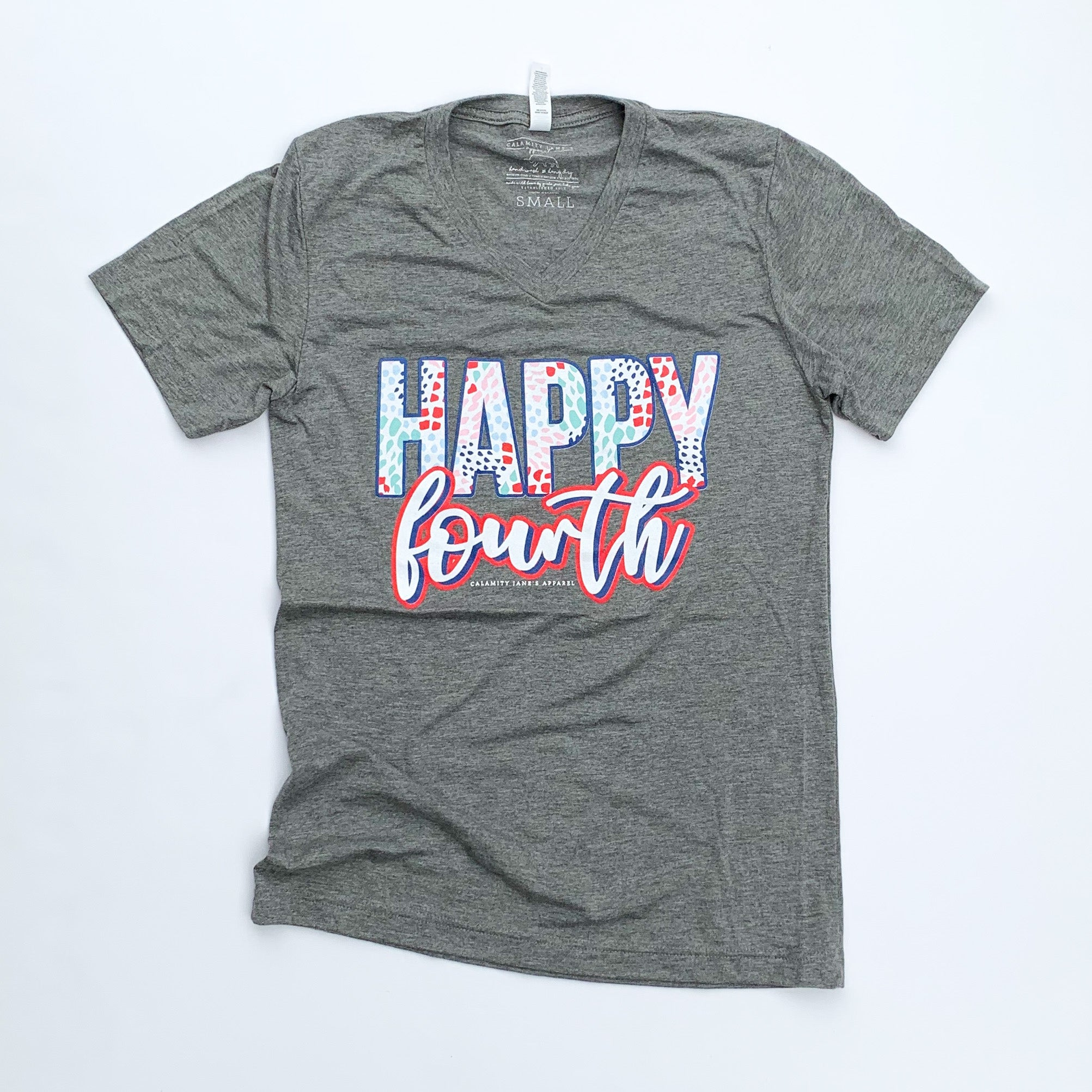 SALE ITEM: AMERICAN SPIRIT 2020: Happy Fourth