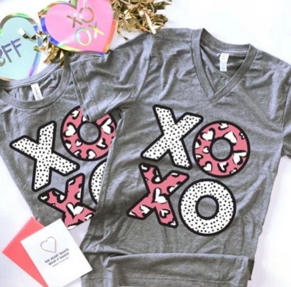 XOXO Multi Pattern