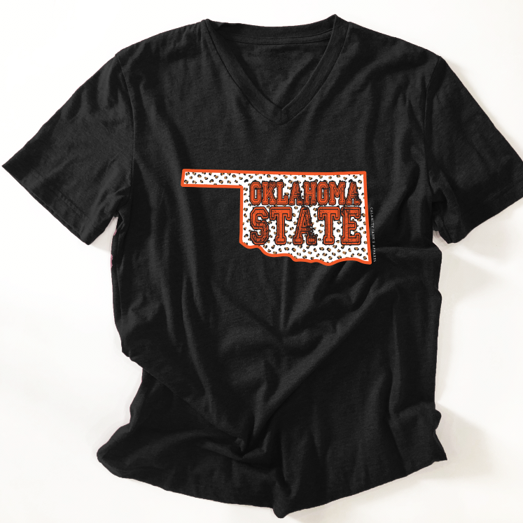 OK STATE 2021: Oklahoma State Leopard State