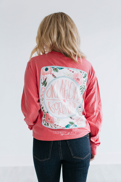 OKLAHOMA: Forever Floral Back