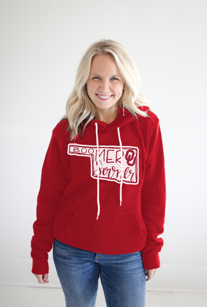 UNIVERSITY OF OKLAHOMA 2018: Boomer Sooner State - Hoodie