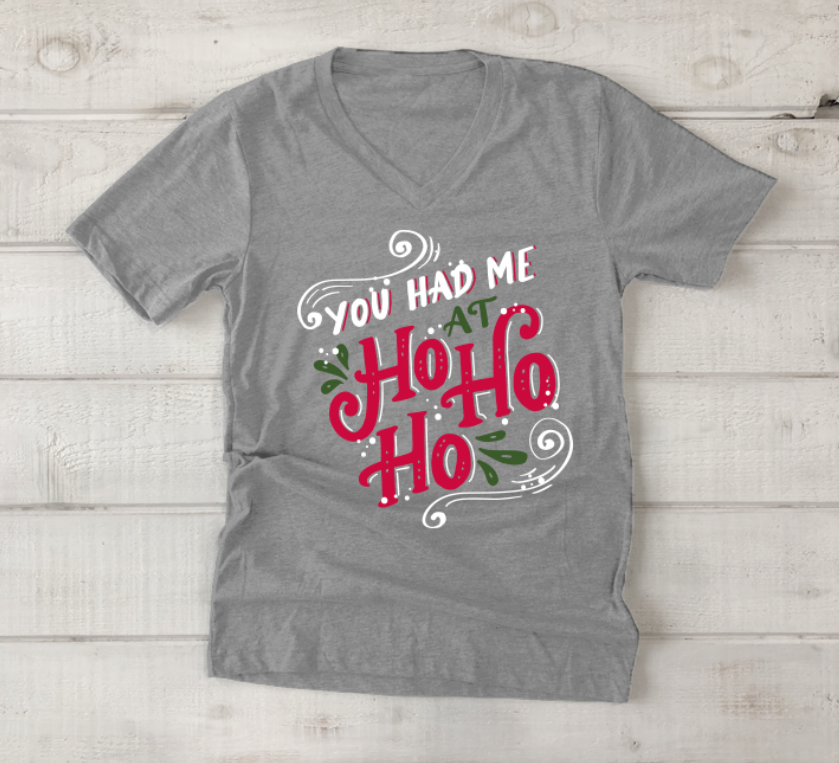 "CYBER MONDAY: ""You Had me at Ho, Ho, Ho"""