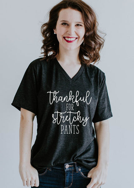 FALL 2019: Thankful for Stretchy Pants
