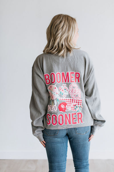 UNIV. OF OK 2019: Boomer Sooner Storyboard  - Sweatshirt