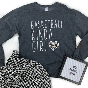 SPORTS LIFE: Basketball Kinda Girl - Sweatshirt