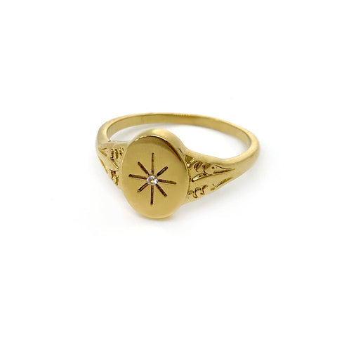 Abigail Ring- Gold