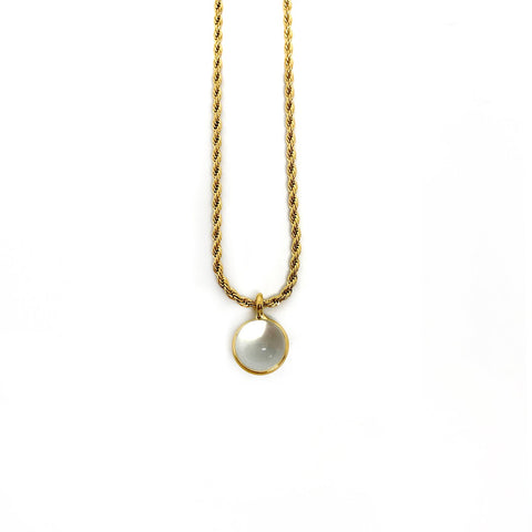 Claire Necklace - Gold