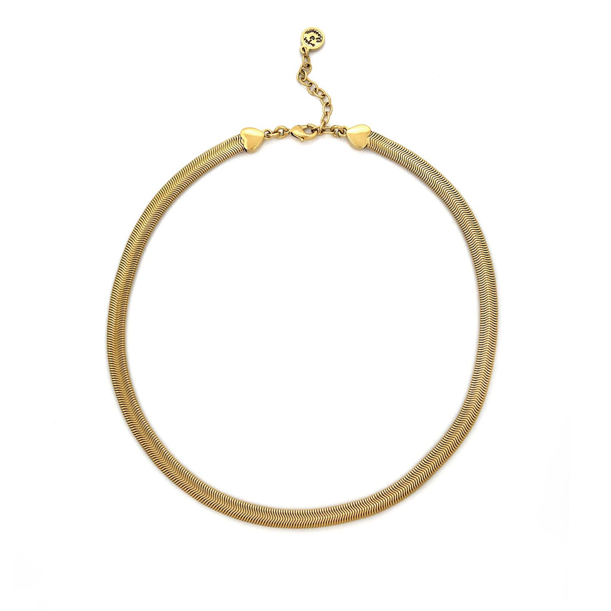 Gigi Necklace- Gold