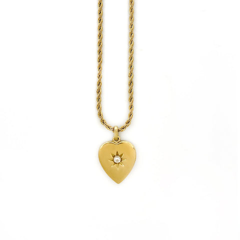 Harlyn Necklace - Gold