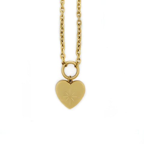 Hazel Necklace- Gold
