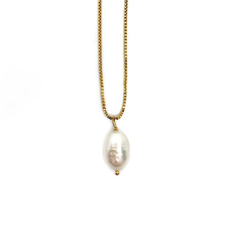 Mae Necklace - Gold