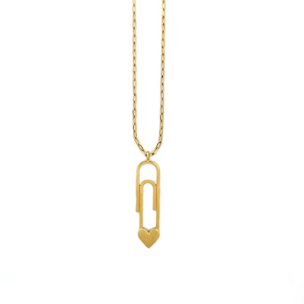 Mick Necklace - Gold