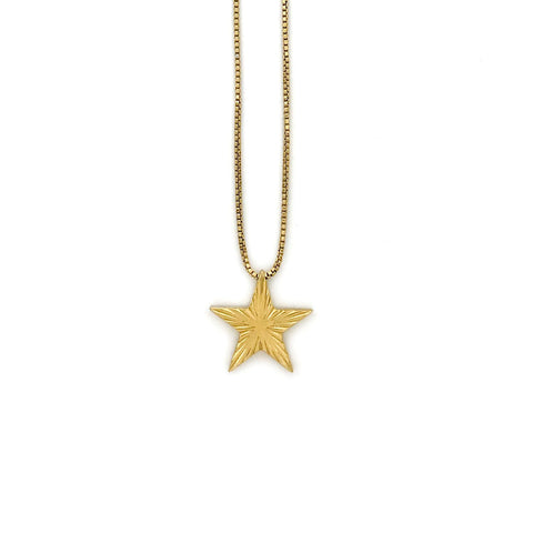 Nora Necklace - Gold