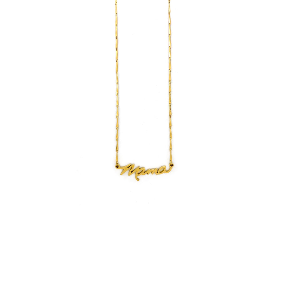 Pippa Necklace necklace Shop Sugar Blossom Pippa Necklace - Gold