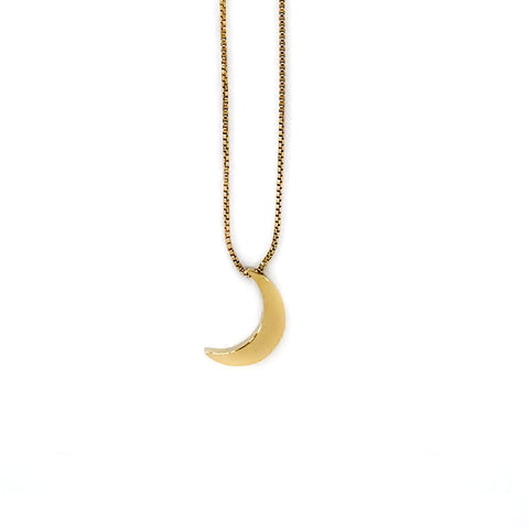 Stella Necklace- Gold