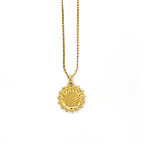 Sunni Necklace - Gold