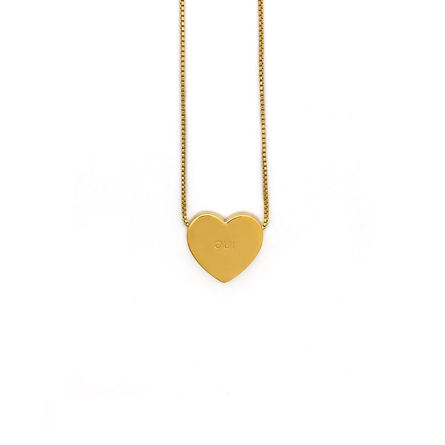 Tully Necklace necklace Shop Sugar Blossom Tully Necklace - Gold