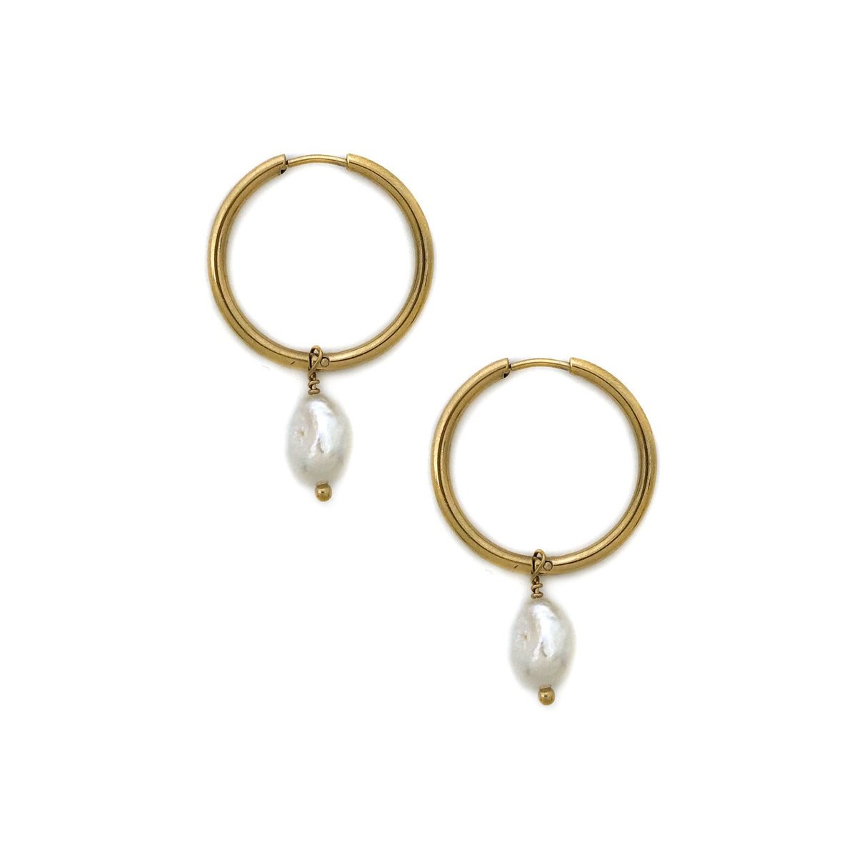 Valentina Earrings - Gold
