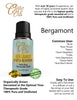 Bergamot Essential Oil - Origin: Italy - 15 ML