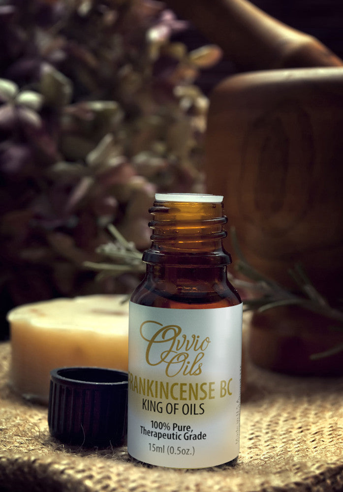 Frankincense (Boswellia carteri) Essential Oil (15 ml)