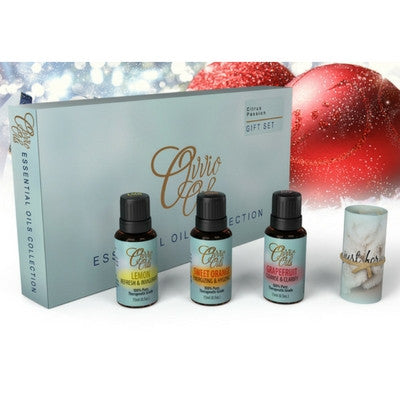Citrus Passion Essential Oils Citrus Collection