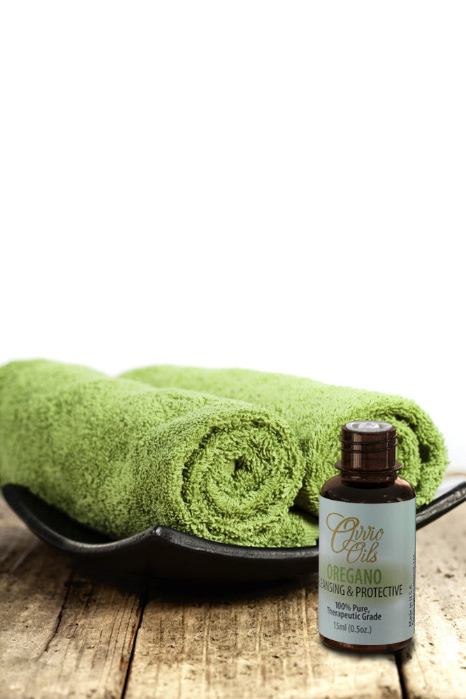 Oregano Essential Oil - Origin: Turkey - 15 ML