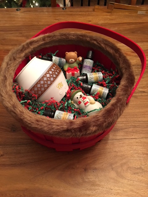 Ovvio's Christmas Cheer Gift Basket