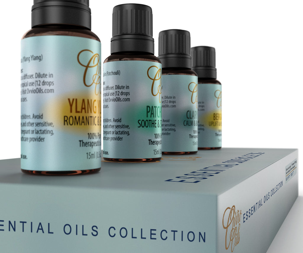 Sensual Essential Oils Collection