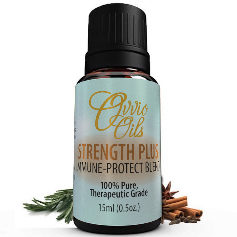 Strength Plus Protection Blend - 15ml