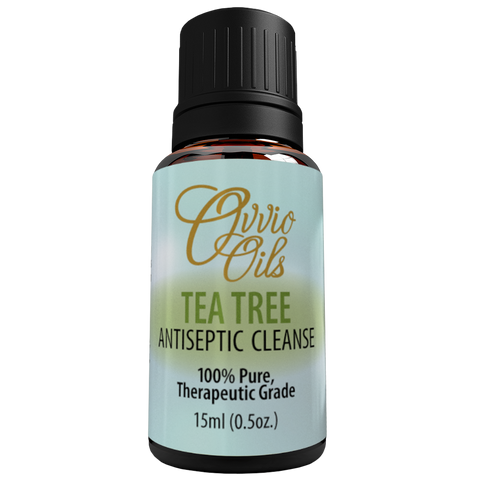 Tea Tree Essential Oil - Origin: Australia - 15 ML