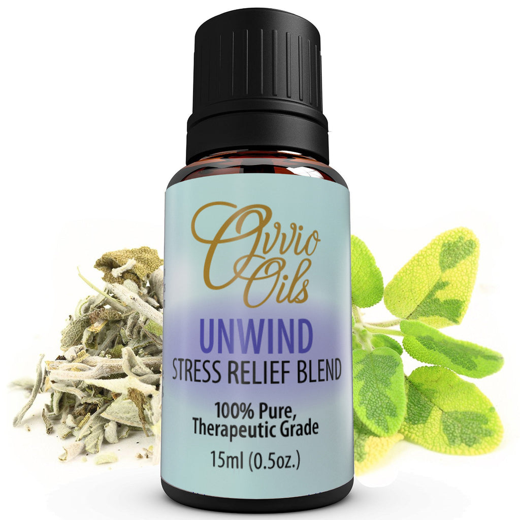 Unwind - Stress Relief Blend - 15ml