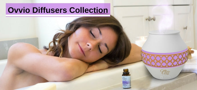 Ovvio Oils Diffusers Collection