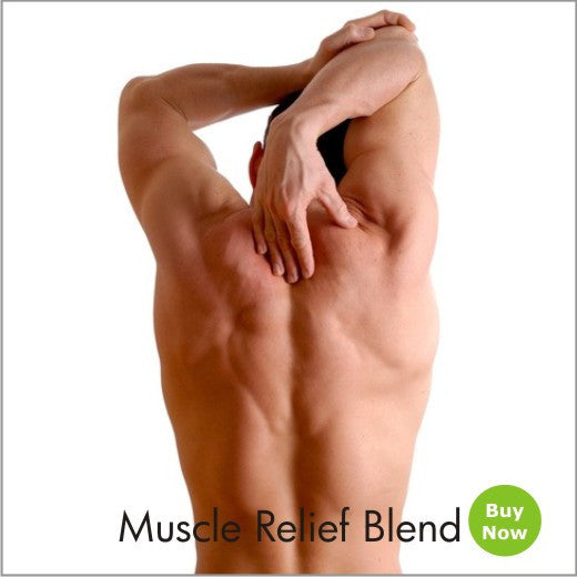 Muscle Relief Blend
