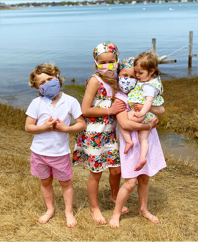 Girl's/Women's Style of Kendal's Masks to Benefit Boston Children's Hospital Shipping 5/31