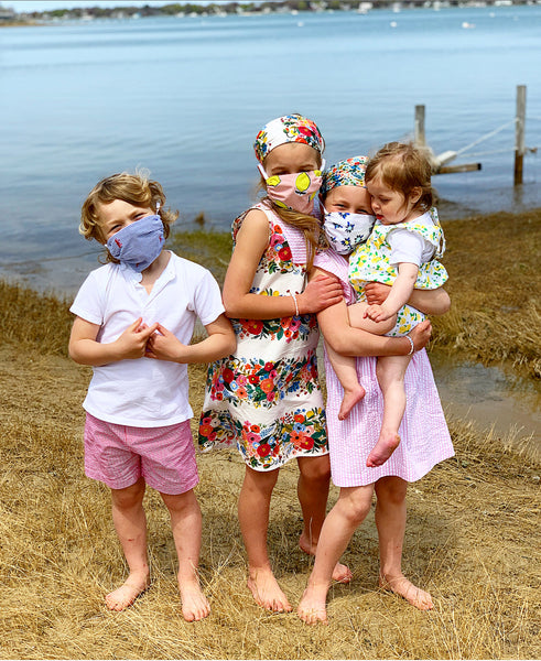 Boy's/Men's Style of Kendal's Masks to Benefit Boston Children's Hospital Shipping 5/31