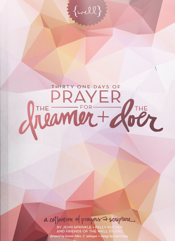 31 Days of Prayer for the Dreamer and Doer