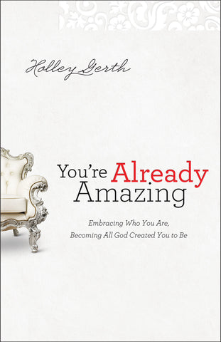 You're Already Amazing {Wall Street Journal Bestseller}