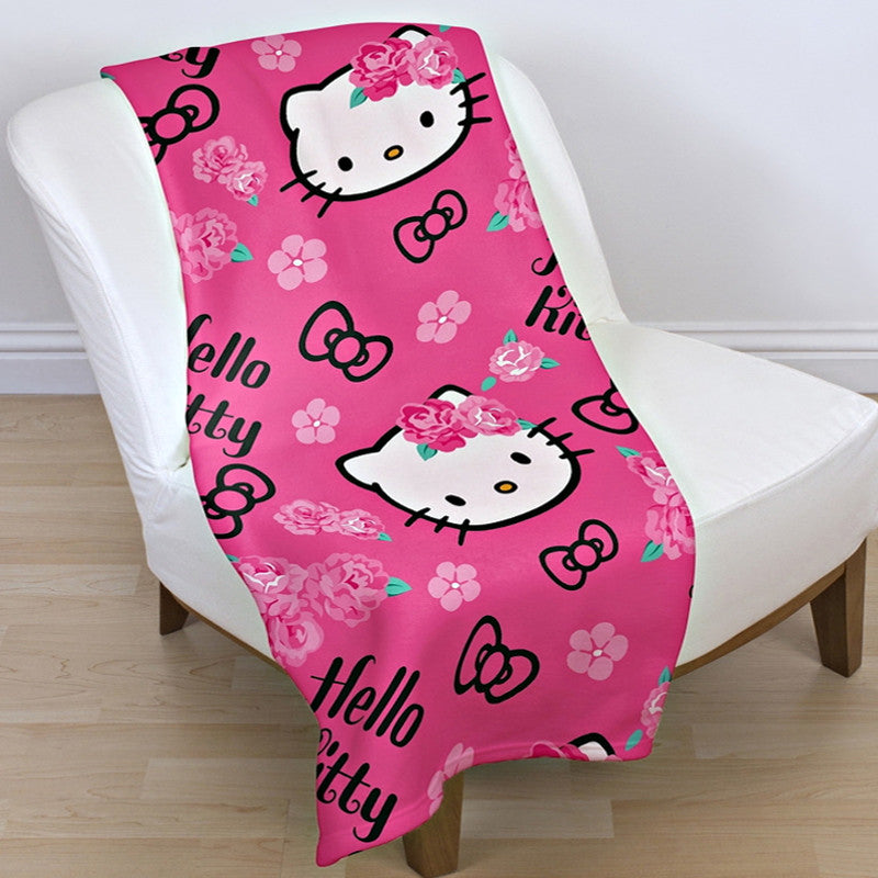 "Pleds bērniem, HELLO KITTY ""Sommerwind"""