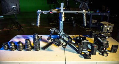 RED Epic Dragon Camera $750 Rental Package