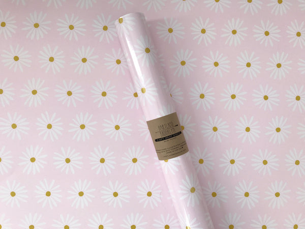 Daisy Wrapping Sheet