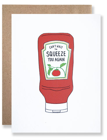 Squeeze Ketchup