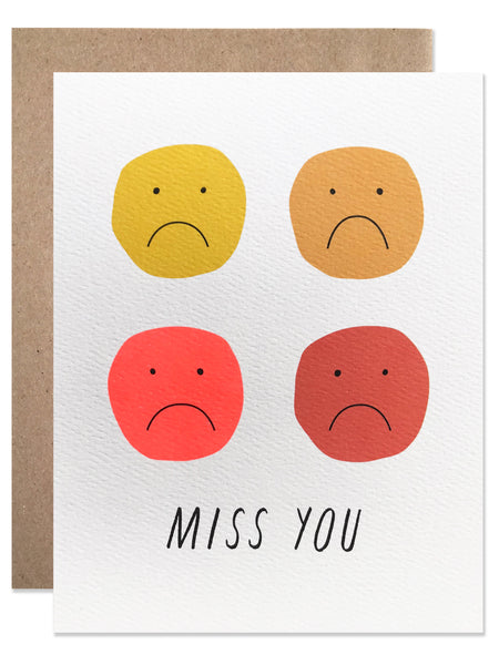 Miss You Sad Faces