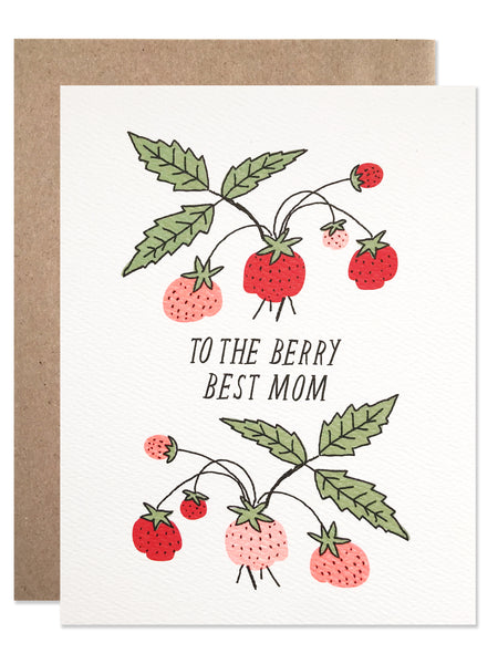 Berry Best Mom