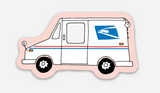 USPS Sticker